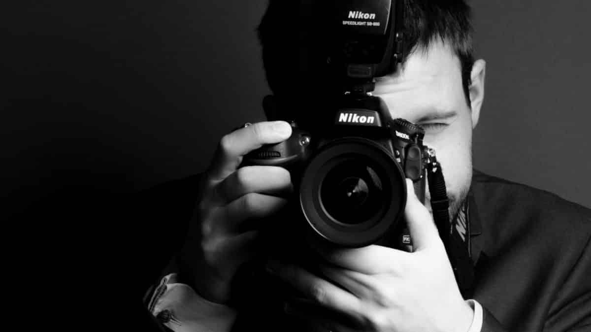 Fotograf Jan Krahulec